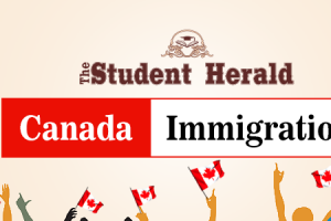 The Student Herald newsletter on Scholarships and Study options in Canada
