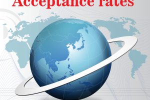 Canadian Immigration Global Acceptance Rates of Permanent Residence Applications 2014
