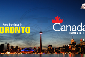 Canada Permanent Residence for Ontario Students, Toronto FREE seminar