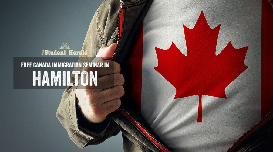 Canadian Permanent Residence for Ontario International Students: FREE Seminar in Hamilton